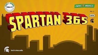 Issue No. 2 Spartan 365