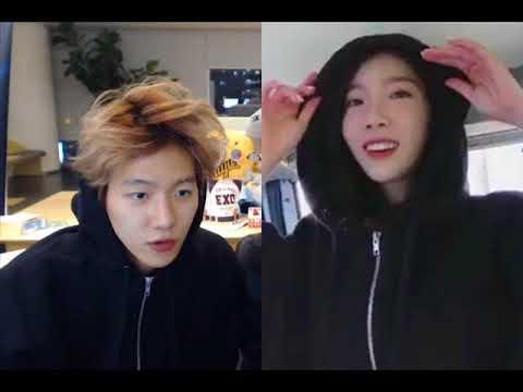 Taeyeon baekhyun