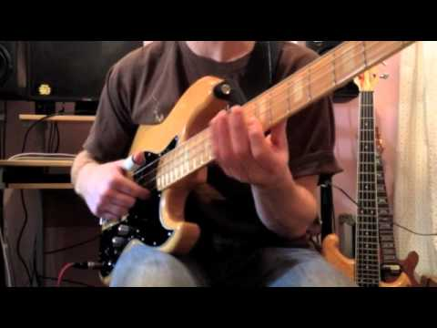 How to play Slap bass - Mark King - Louis Johnson - Larry Graham...