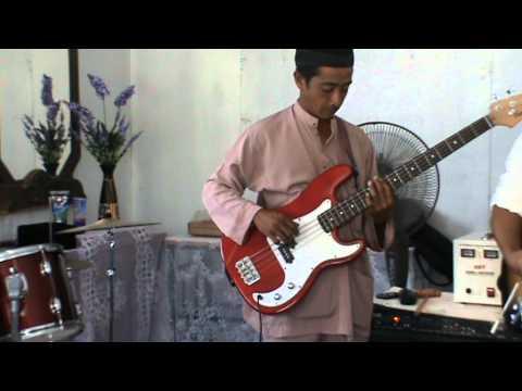 Zabiedy - Lagu Bajau (Nizam Mad Nain) (Seruling Bamboo Band)- Raya '11