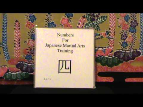 Martial Arts Training:Counting from 1-10 in the Okinawan Language (沖縄方言)