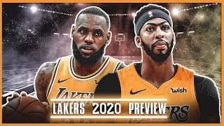 Lakers 2020 Season Preview: Lebron's Revenge Tour - Barbershop talk (Episode 59)