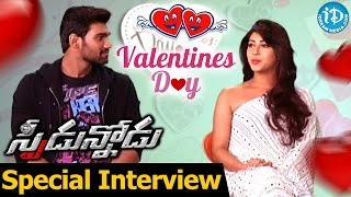 Speedunnodu Movie - Valentine