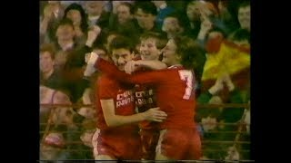 Liverpool v Chelsea 14/12/1986 full match