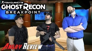 Ghost Recon Breakpoint Angry Review
