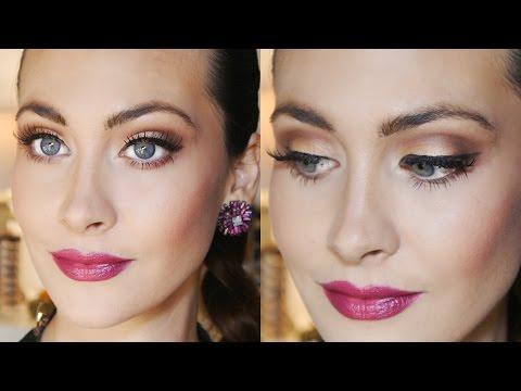 Tutorial Mi Maquillaje de Otoño ♥  My Fall Makeup Tutorial + Bloopers! Lizy P