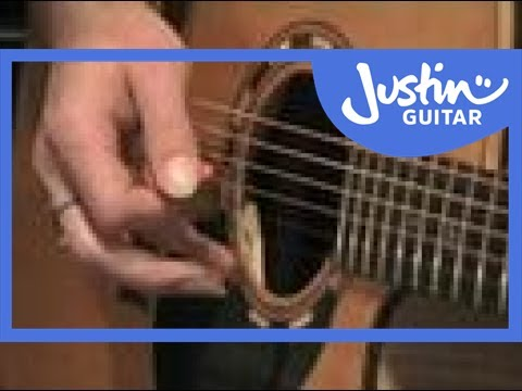 The Spider (Guitar Lesson TE-002) How To Play