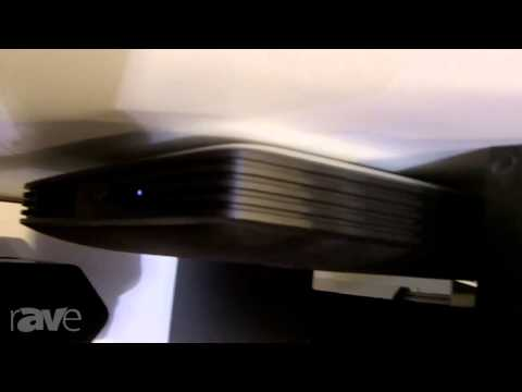 CEDIA 2013: Details The Sabre SB35 Thin Soundbar