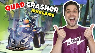 QuadCrasher Tilted Towers Minigame!🔥 - Fortnite Playground Mini-Game