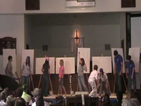 Easter Youth Drama - First baptist Church - Sparta NC