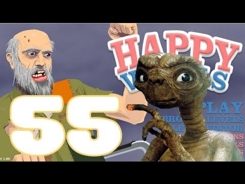 HAPPY WHEELS: Episodio 55