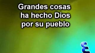 Watch Jacobo Ramos Tu Pueblo Dice Gracias video