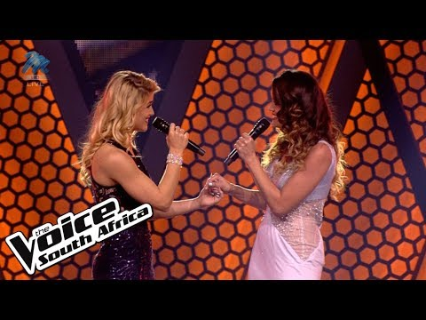 Caroline-Grace and Nádine  - There You'll Be | The Live Show Round 8 | The Voice SA