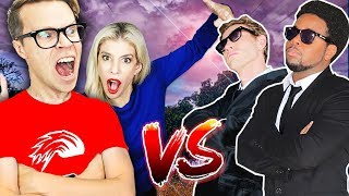 DISS TRACK SONG BATTLE ROYALE Challenge!  (Matt and Rebecca Zamolo vs Game Master Inc Roast)