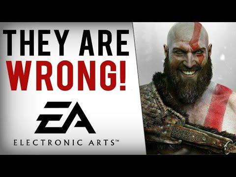 God of War Continues Making EA Look Dumb & Wrong!