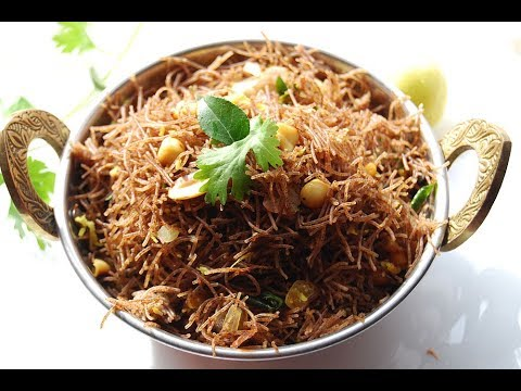 Lemon ragi semiya | ragi lemon vermicelli-Healthy breakfast recipe