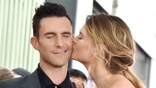 Adam Levine and Behati Prinsloo's cutest couple moments (from 2014 to 2017)