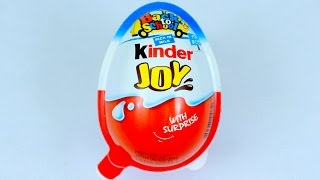 10X KINDER  SURPRISE EGGS Kinder Joy  New EDITIONS OPENING