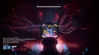 Destiny Rise of Iron Aksis Phase 2 Cheese on wrath of the machine!!!!!
