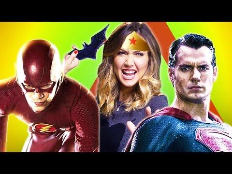 DC's NEW Movie Plan is INSANE! (Nerdist News w/ Jessica Chobot)
