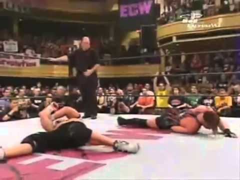 ECW One Night Stand: Rob Van Dam vs John Cena WWE Championship