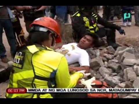 Aseana sa Pasay City, nagsilbing command post para sa isinagawang metrowide shakedrill