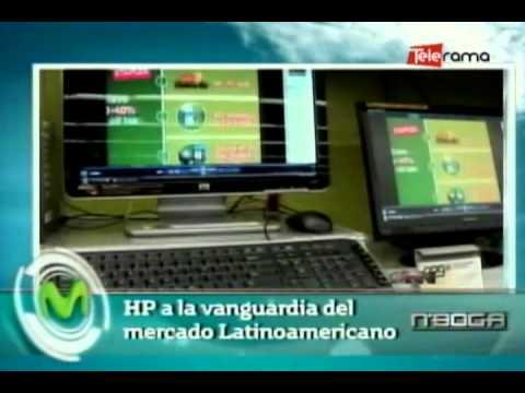 HP a la vanguardia del mercado latinoamericano