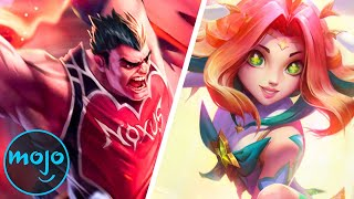 Top 10 Best League of Legends Skins