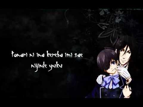 Kuroshitsuji OP 2 lyrics