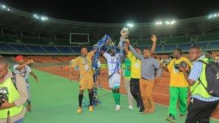 ALL GOALS: Yanga vs Azam FC (FA CUP May 25 2016 Full Time 3-1)