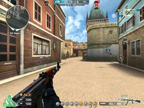 Cross Fire spy mode gameplay 41kill 11death 'by.Prolix'