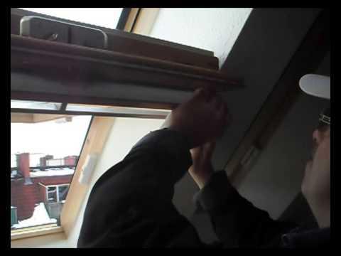 velux austausch schaumdichtung dachfenster selbst. Black Bedroom Furniture Sets. Home Design Ideas