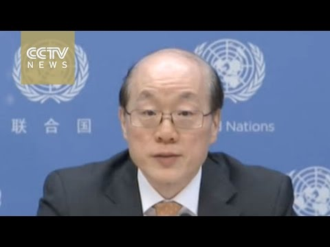 China assumes rotating presidency of UN Security Council