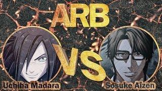 AnimeRapBattle    Aizen Sosuke VS Uchiha Madara