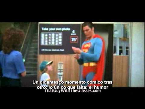 Crítico de la Nostalgia - 58 - Top 11 momentos más estúpidos de Superman