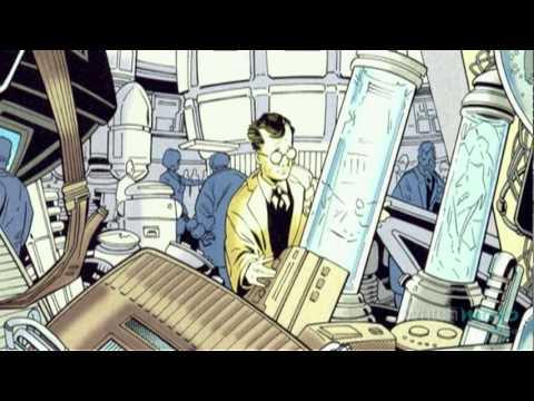 Supervillain Origins: Mr. Freeze