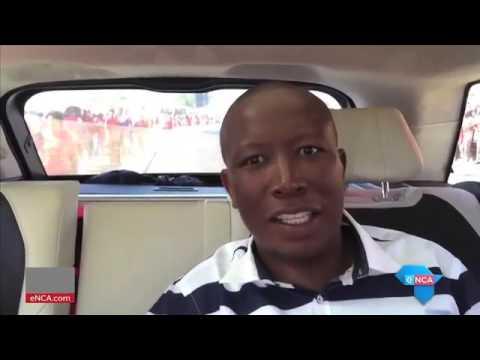 Julius Malema's weight loss secrets