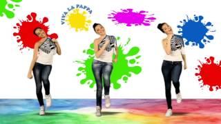 VIVA LA PAPPA COL POMODORO (Tutorial Dance) - Kids dance