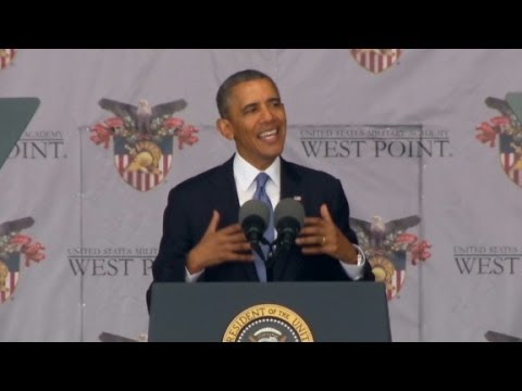 President Obama rebuffs foreign policy critics