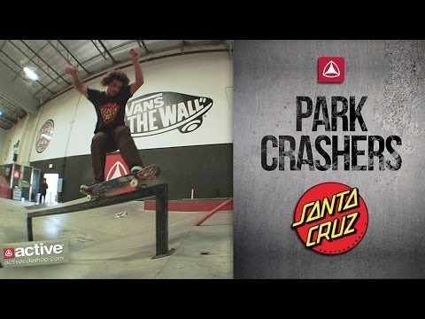 Active Park Crashers - Santa Cruz