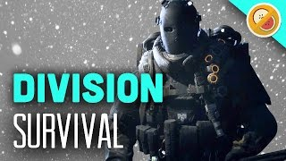 SURVIVAL - COMPLETE RUN | The Division Survival DLC Gameplay