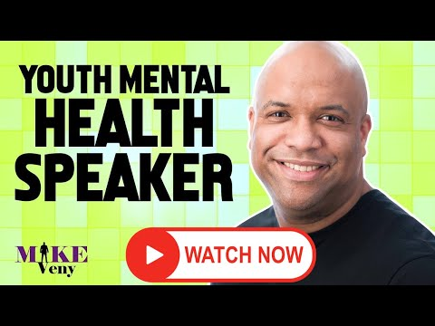 Top Children's Mental Health and At Risk Youth Speaker