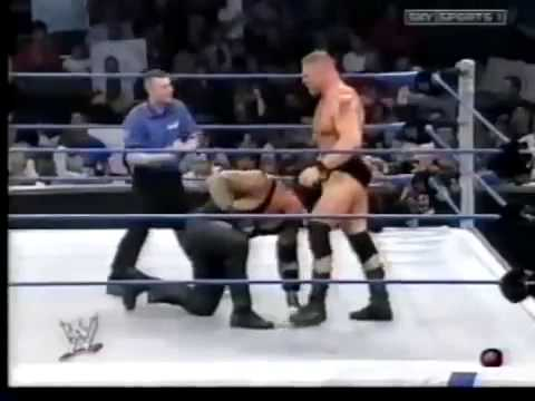 Handicap Match The Undertaker Vs Brock Lesnar And The Big Show Part 12 video