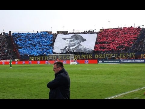 Pogoń Szczecin 0-0 Legia Warszawa (KULISY)