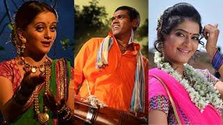 Dance Performance - Siddharth Jadhav, Manasi Naik, Kashmira - Dholki - Marathi Movie
