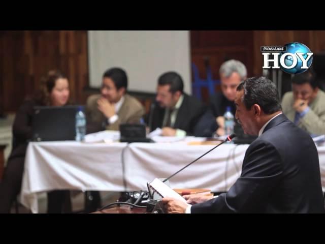 Tribunal escucha a peritos propuestos por la defensa de Ríos Montt