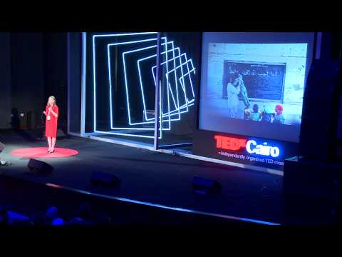 I Read I Write.. I Speak! | Laura Boushank | TEDxCairo