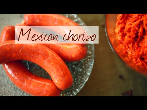how to cook mexican sausage