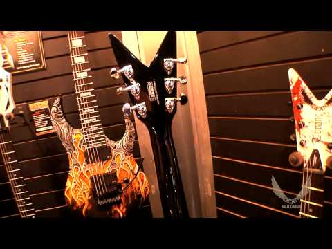 Dean Guitars 2014 N.A.M.M. Artist Guitars - Michael Amott and Michael Angelo Batio