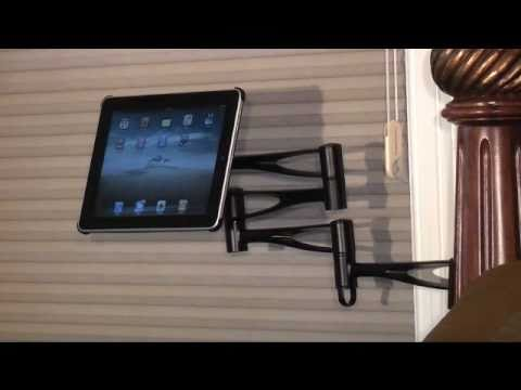 The iMount - Wall Mount for Apple iPad ®
